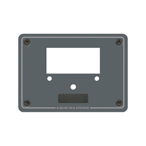 "Blue Sea 8013 Mounting Panel f/(1) 2-3/4"" Meter [8013] - Point Supplies Inc."