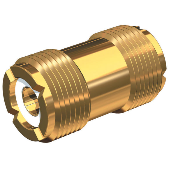 Shakespeare PL-258-G Barrel Connector [PL-258-G] - Point Supplies Inc.