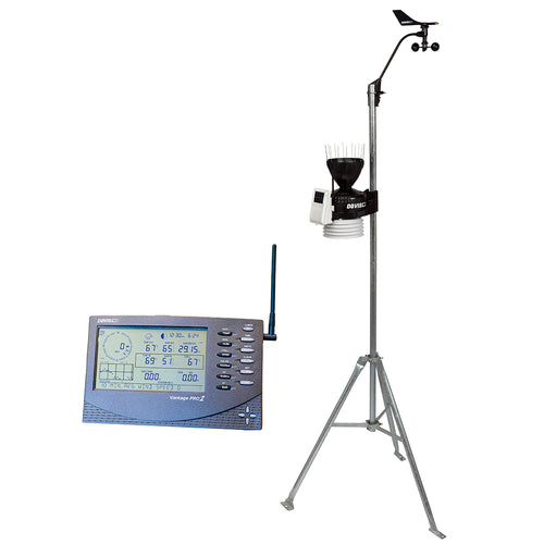 Davis Vantage Pro2 Wireless Weather Station [6152] - point-supplies.myshopify.com