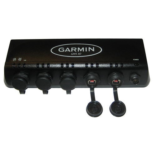 Garmin GMS 10 Network Port Expander [010-00351-00]-Garmin-Point Supplies Inc.