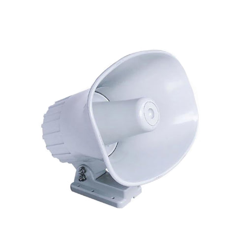 Standard Horizon 240SW 5 x 8 Hailer-PA Horn - White [240SW]-Standard Horizon-Point Supplies Inc.