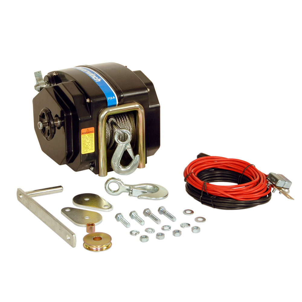 Powerwinch 712A Trailer Winch [P77712] - point-supplies.myshopify.com