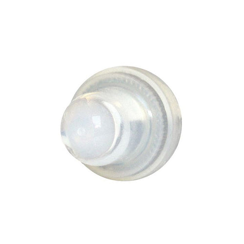 Blue Sea 4135 Push Button Reset Only Circuit Breaker Boot - Clear- 2-Pack [4135] - point-supplies.myshopify.com