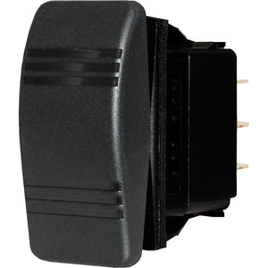 Blue Sea 8292 Water Resistant Contura III Switch - Black [8292] - Point Supplies Inc.
