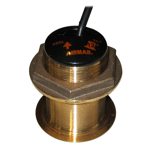 Furuno B60-12, 12 Degree Tilted Element Transducer (10-Pin) [525T-LTD/12] - Point Supplies Inc.