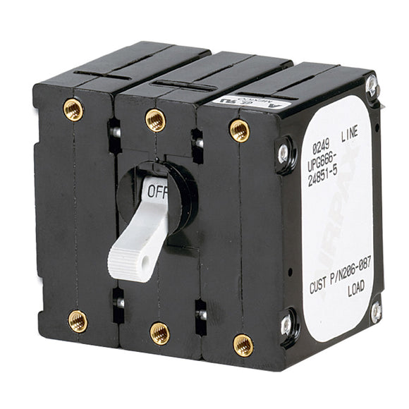 Paneltronics Breaker 30 Amps w/Reverse Polarity Trip Coil - White [206-087] - Point Supplies Inc.