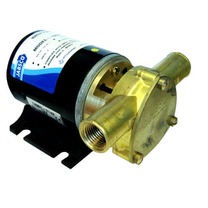 Jabsco 12V Water Puppy [18660-0121] - Point Supplies Inc.