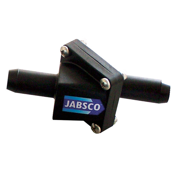 Jabsco In-Line Non-return Valve - 3/4