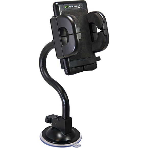 Bracketron Mobile Grip-iT Windshield Mount Kit [PHW-203-BL] - Point Supplies Inc.