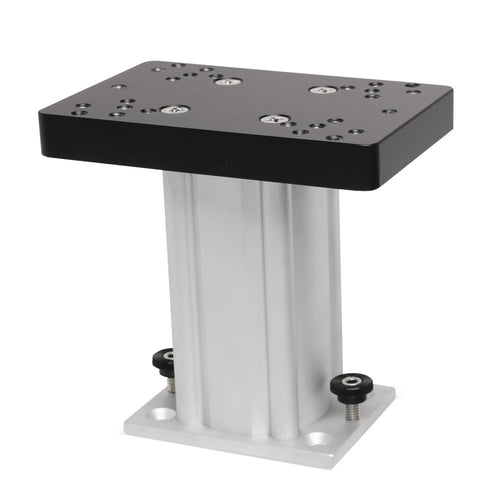 Cannon Aluminum Fixed Base Downrigger Pedestal - 6