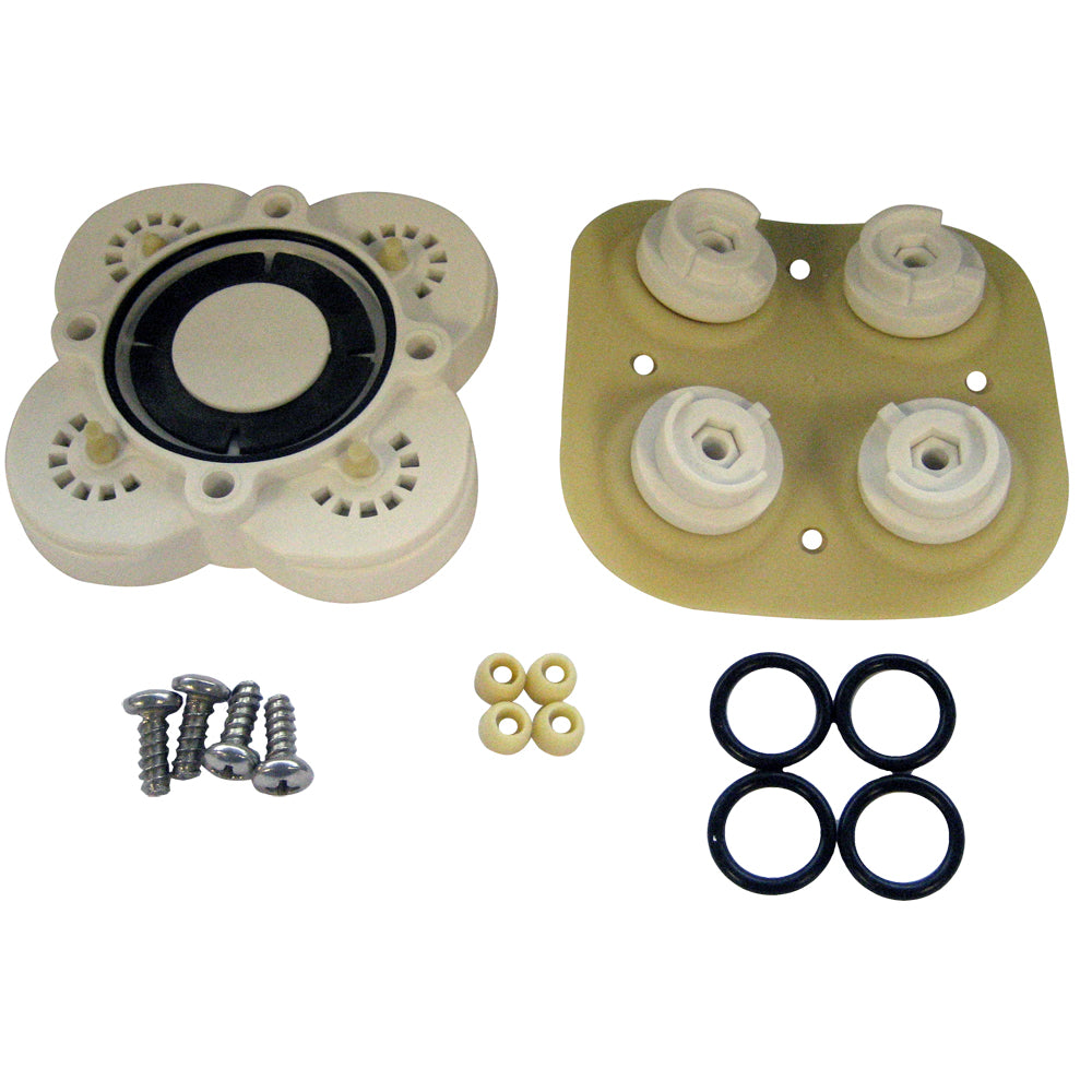 Raritan Diaphragm Pump Repair Kit f-Sea Era Toilets [DIAPUMPRK]-Raritan-Point Supplies Inc.