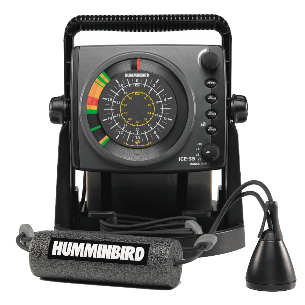Humminbird ICE 35 Ice Fishing Flasher [407020-1] - point-supplies.myshopify.com