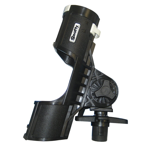 Scotty ORCA Rod Holder w-244 Flush Deck Mount [401-BK] - point-supplies.myshopify.com