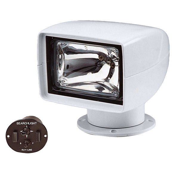 Jabsco 146SL Remote Control Searchlight - 24v [60080-0024] - Point Supplies Inc.