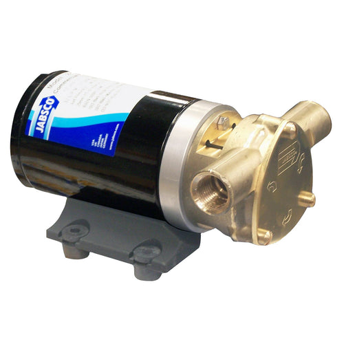 Jabsco Commercial Duty Water Puppy - 24v [18670-0943]-Jabsco-Point Supplies Inc.