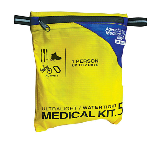 Adventure Medical Ultralight/Watertight .5 First Aid Kit [0125-0292] Adventure Medical Kits Point Supplies Inc.