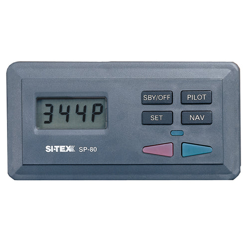 SI-TEX SP-80-1 Autopilot w-Rotary Feedback - No Drive Unit [SP-80-1] - point-supplies.myshopify.com