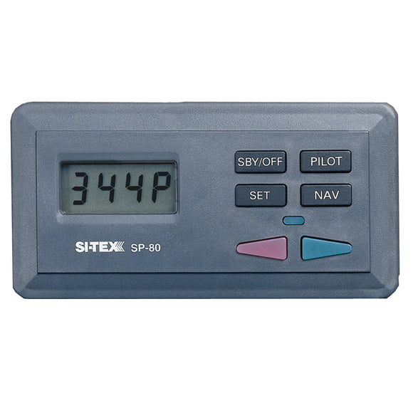 SI-TEX SP-80-1 Autopilot w/Rotary Feedback - No Drive Unit [SP-80-1] - Point Supplies Inc.