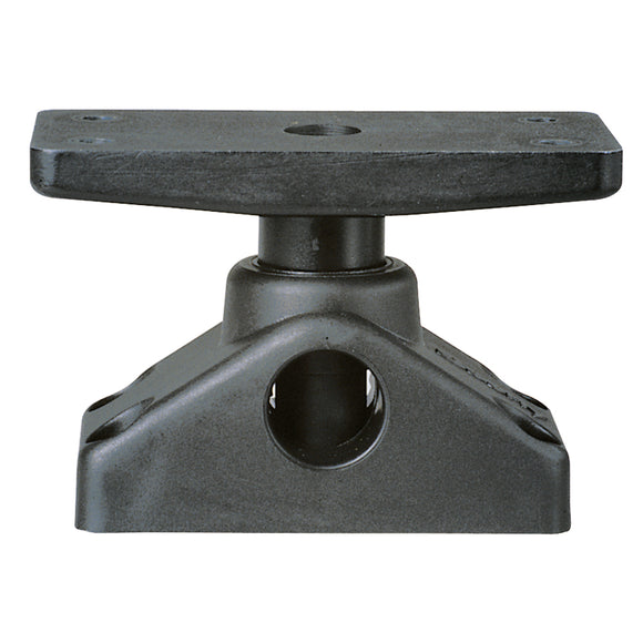 Scotty Swivel Fishfinder Mount w/ No. 241 Side/Deck Mount [269] - Point Supplies Inc.