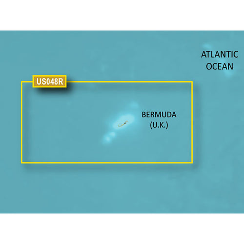 Garmin BlueChart g3 Vision HD - VUS048R - Bermuda - microSD-SD [010-C1024-00]-Garmin-Point Supplies Inc.