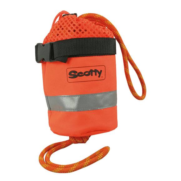 Scotty Throw Bag w/50' MFP Floating Line [793] - Point Supplies Inc.