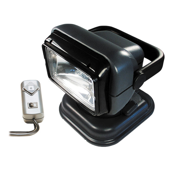 Golight Portable Searchlight w/Wired Remote - Grey [5149] - Point Supplies Inc.