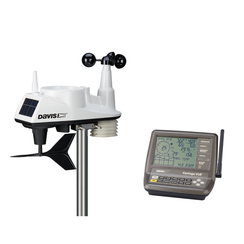 Davis Vantage Vue Wireless Weather Station [6250]-Davis Instruments-Point Supplies Inc.