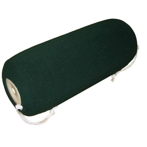 Polyform Fenderfits Fender Cover HTM-2 Fender - Green [FF-HTM-2 GRN] - Point Supplies Inc.