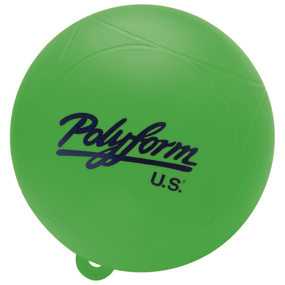 Polyform Water Ski Slalom Buoy - Green [WS-1-GREEN] - Point Supplies Inc.