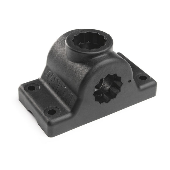Cannon Side/Deck Mount f/ Cannon Rod Holder [1907060] - Point Supplies Inc.