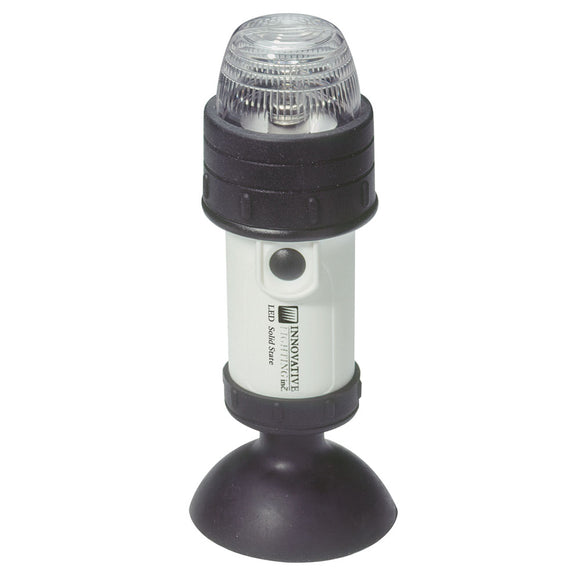 Innovative Lighting Portable LED Stern Light w/Suction Cup [560-2110-7] - Point Supplies Inc.