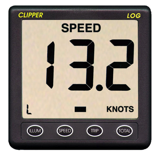 Clipper Easy Log Speed & Distance NMEA 0183 [CL-EL] - point-supplies.myshopify.com