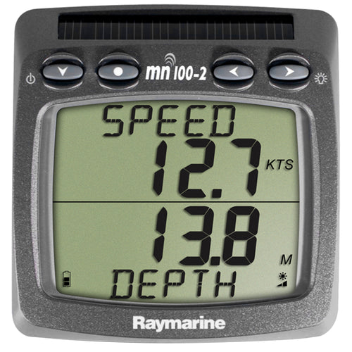 Raymarine Wireless Multi Dual Digital Display [T111-916] - point-supplies.myshopify.com