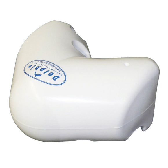 Dock Edge Dolphin Dockside Bumper 12 x 12 Corner - White [1064-W-F] - Point Supplies Inc.