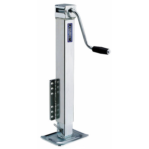 Fulton 5000 lbs. Square Tube Fixed Mount Jack No Wheel [HD50000101]-Fulton-Point Supplies Inc.