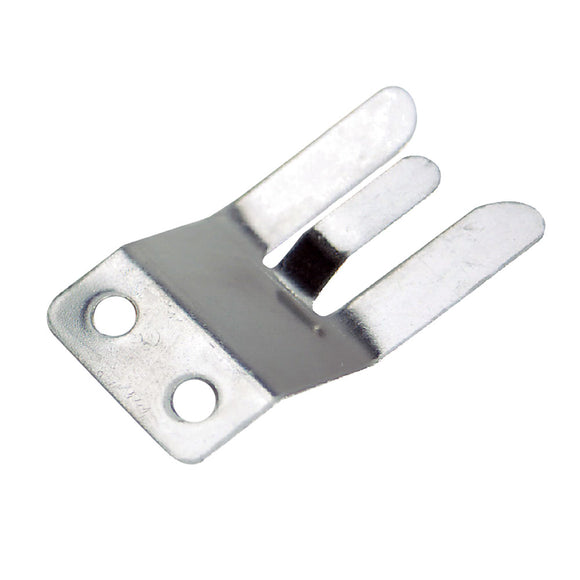 Whitecap S.S. Microphone Clip [S-500] - point-supplies.myshopify.com