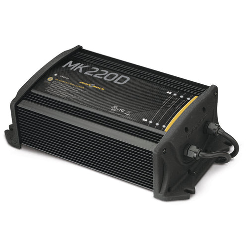Minn Kota MK-220D 2 Bank x 10 Amps [1822205] - point-supplies.myshopify.com
