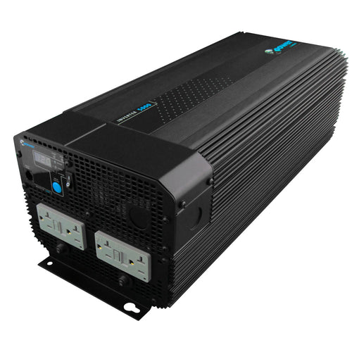 Xantrex XPower 5000 Inverter Dual GFCI Remote ON-OFF UL458 [813-5000-UL] - point-supplies.myshopify.com