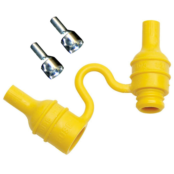 Blue Sea 5061 Waterproof Inline Fuse Holder AGC/MDL [5061] - Point Supplies Inc.