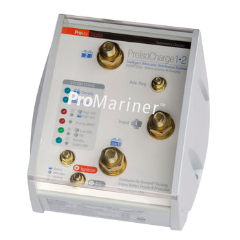 ProMariner ProIsoCharge Battery Isolator 180Amp 1-Alt 2-Bat - 12V [23122]-ProMariner-Point Supplies Inc.