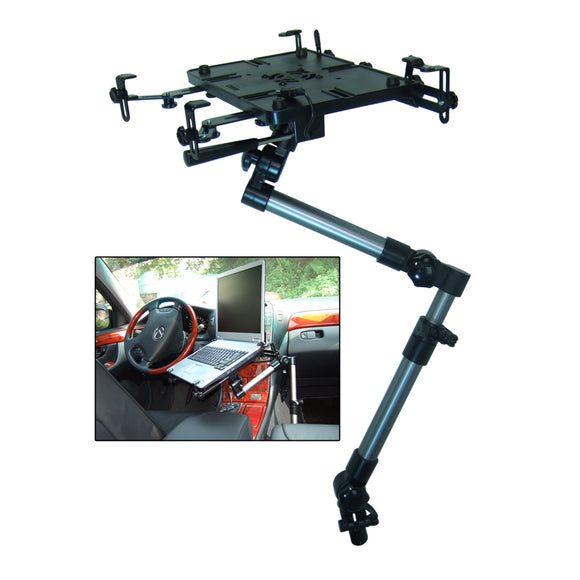 Bracketron Mobotron Universal Vehicle Laptop Mount [LTM-MS-525] - Point Supplies Inc.