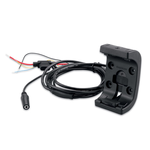 Garmin AMPS Rugged Mount w-Audio-Power Cable f-Montana Series [010-11654-01]-Garmin-Point Supplies Inc.