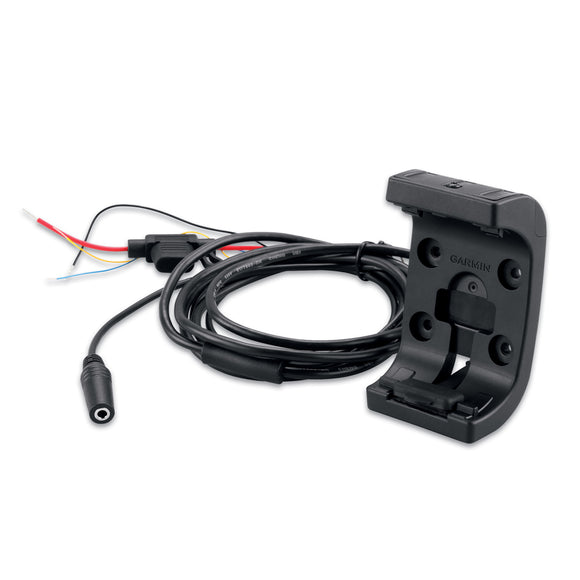 Garmin AMPS Rugged Mount w/Audio/Power Cable f/Montana Series [010-11654-01] - Point Supplies Inc.