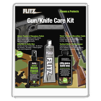 Flitz Knife & Gun Care Kit [KG 41501]-Flitz-Point Supplies Inc.