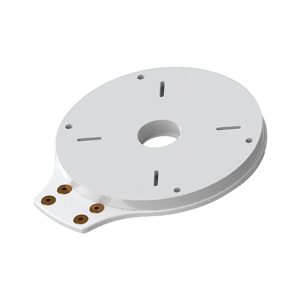 Seaview Modular Plate f/Glomex / Intellian / KVH / Thrane & Thrane / Raymarine / VDO Ocean Line [ADA-S3] - Point Supplies Inc.