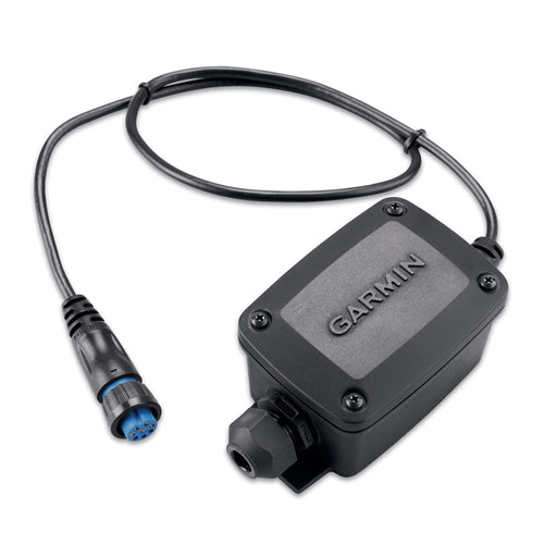 Garmin 8-Pin Female to Wire Block Adapter f-echoMAP 50s & 70s, GPSMAP 4xx, 5xx & 7xx, GSD 22 & 24 [010-11613-00]-Garmin-Point Supplies Inc.
