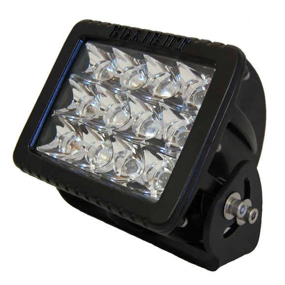 Golight GXL Fixed Mount LED Floodlight - Black [4421] - Point Supplies Inc.