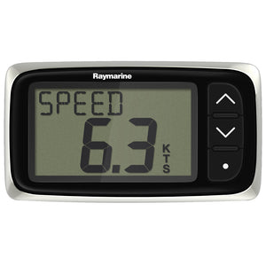 Raymarine i40 Speed Display System w-Transom Mount Transducer [E70141]-Raymarine-Point Supplies Inc.