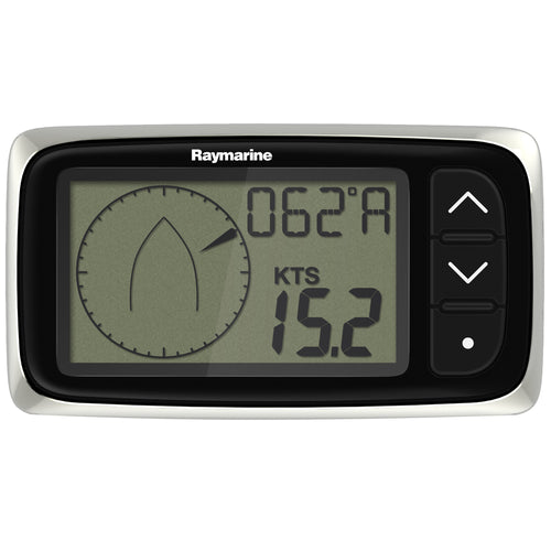 Raymarine i40 Wind Display System w-Rotavecta Transducer [E70144] - point-supplies.myshopify.com