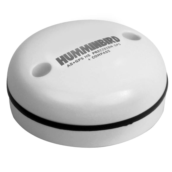 Humminbird AS GPS HS Precision GPS Antenna w/Heading Sensor [408400-1] - Point Supplies Inc.